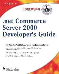 NET Commerce Server Developers Guide