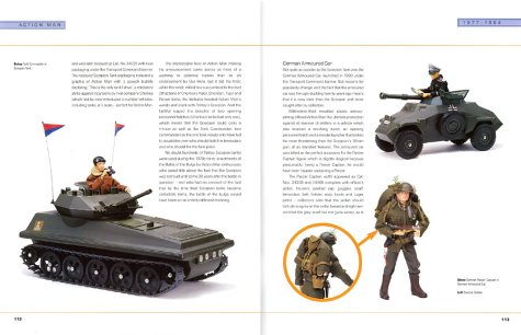 Image of Action Man: The Official Dossier