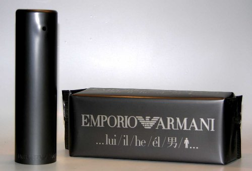 Armani Emporio Lui Eau De Toilette Vapo 100 ml