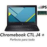 Chromebook CTL J4+ Quad Core Arm 1.8 Ghz RK3288 - 4GB DDR3L/16GB EMMC - LED 1366x768 IPS