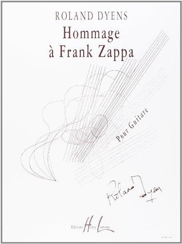 Hommage à Franck Zappa