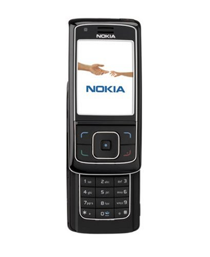 Nokia 6288 black UMTS Handy