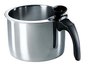 silit cuisson bain marie basic sans couvercle 1 4 l 16 cm cuisine maison. Black Bedroom Furniture Sets. Home Design Ideas