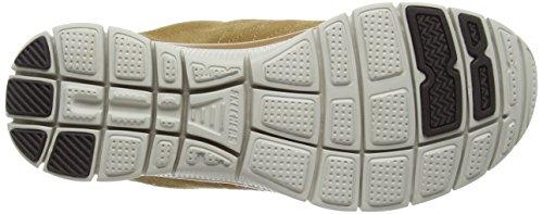 Skechers Flex AppealCasual Way, Sneakers basses femme beige (WTN)