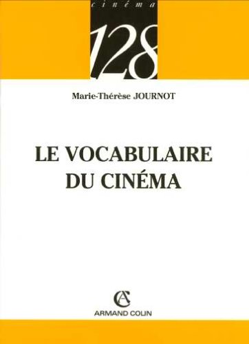 Le vocabulaire du cinma