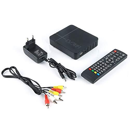 Receptor señal TV DVB-T Digital Terrestre DVB T2