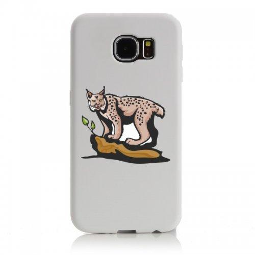 Smartphone Case Puma sta guardando avanti giungla selvaggia per Apple Iphone 4/4S, 5/5S, 5C, 6/6S, 7& Samsung Galaxy S4, S5, S6, S6Edge, S7, S7Edge Huawei HTC-Divertimento Motiv