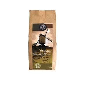 Teff Flour - Organic - Gluten Free (500g)