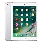 """Apple iPad Wi-Fi (2017)iPad, Wi-Fi, 24.638 cm (9.7 """") , 2048 x 1536, A9 + M9, 32GB, 802.11a/b/g/n/ac, Bluetooth, Touch ID, 8MP + 1.2MP, iOS 10Specifiche:Tipo di DispositivoViaggiatore per vocazioneTecnologia TouchMulti-touchTouch ScreenSìDime..."""