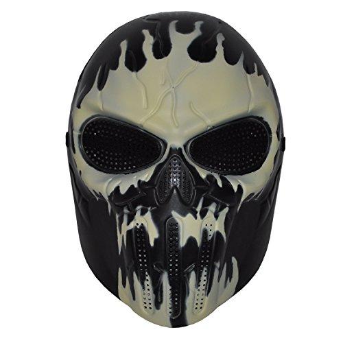 ke (Dunkles Skelett) (Dress Up Skeleton Halloween)