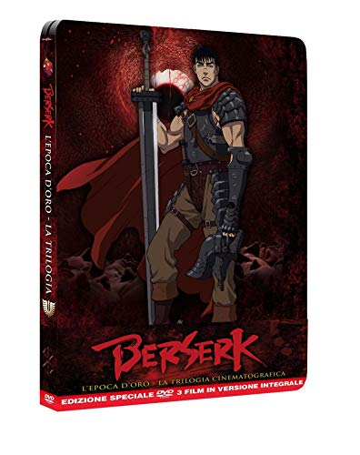 Berserk Trilogy (Box 3 Dv)
