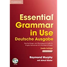 Essential Grammar in Use German Edition with Answers and CD-ROM 2nd Edition