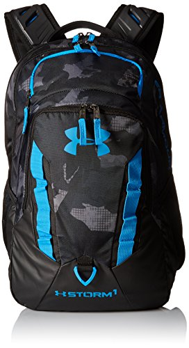 Affordable Under Armour Unisex UA Recruit Traditional Backpack, Black(003), One Size Special