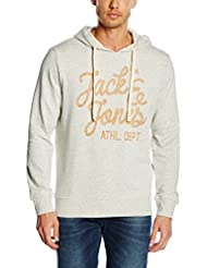 Jack & Jones JORSAKIS SWEAT CREW NECK  JORSAKIS SWEAT CREW NECK - Sweat-Shirt  - Homme