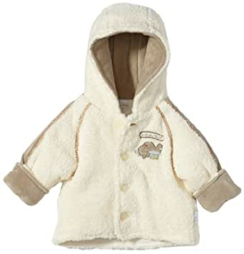 Stummer Baby - Jungen Jacke 11521, Gr. 56, Elfenbein (012 snow white)