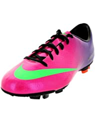 NIKE Nike jr mercurial victory iv fg zapatillas red fubol chico
