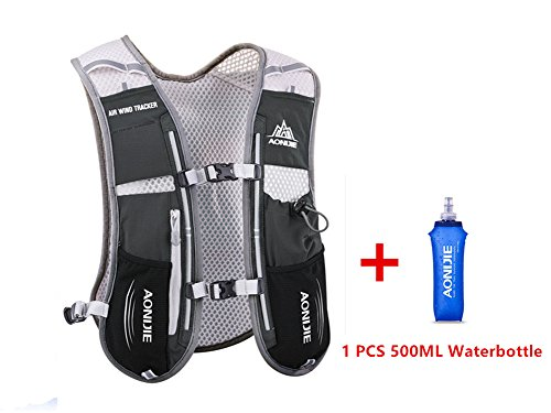 Chaleco mochila multifunción AONIJIE 5l, ideal para deportes al air