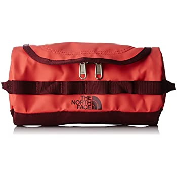 The North Face Unisex Kulturbeutel Base Camp, cayenne red/regal red, One  Size
