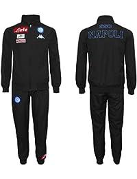 Presentation Suit Napoli Black 16/17 Naples Kappa