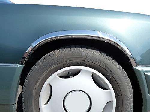Benz W114/115 2/4Tür 1967-1976 Radlauf Zierleisten gebraucht kaufen  Wird an jeden Ort in Deutschland