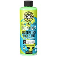 Chemical Guys WAC_707_16 Eco Smart Hyper Concentrated Waterless Car Wash and Wax - 16 oz