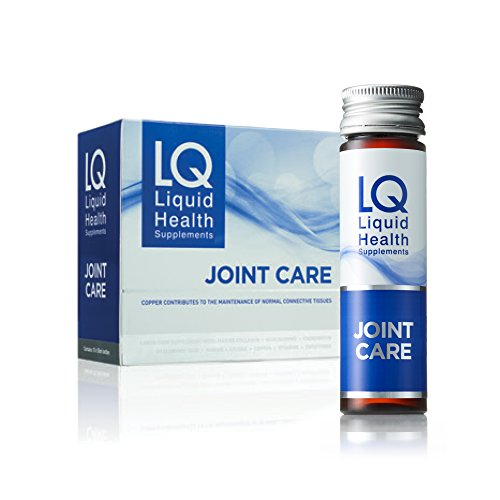 LQ Joint Care - Collagen, Glucosamine, Chondroitin & Vitamin C | Joint & Bone Supplement - 90 Days (9 Boxes)