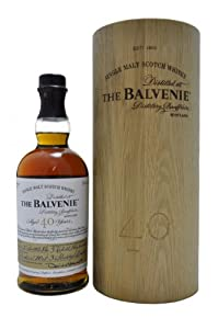 Balvenie 40 Year Old - Batch 5 Single Malt Whisky