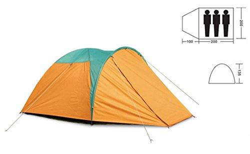 DZW tenda esterna per molte persone campeggio tende