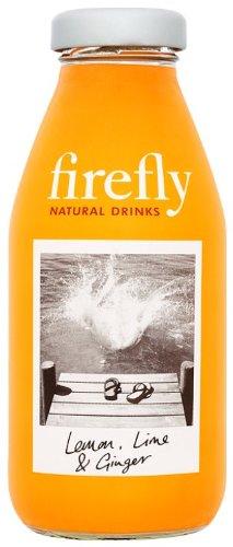 Firefly - Lemon, Lime & Ginger 330Ml