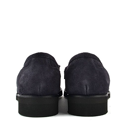 Elia B Alpha Slippers aus Wildleder, Damen Blau