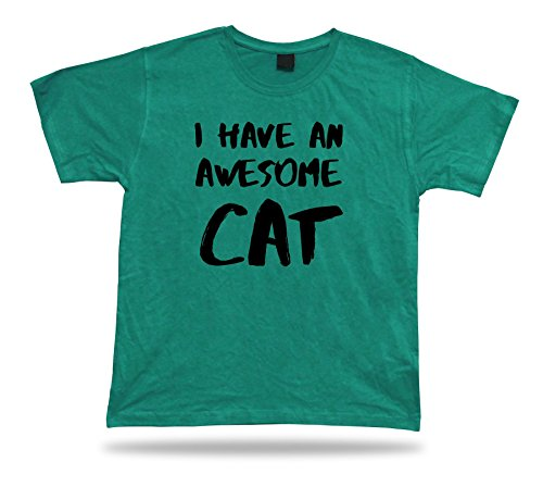 I have an awesome Cat Best No1 Ever T-shirt Funny Gift birhday Idea present Tee