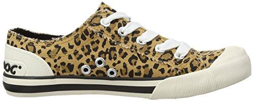 Rocket Dog Jazzin, Sneaker donna giallo (Natural)