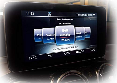 DABDAB-Digitales-Radio-Integration-Comand-NTG-45-47