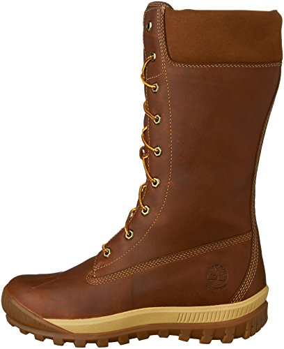 Timberland Women s Woodhaven Tall Insulated Waterproof Boot Wheat TBL Forty Full