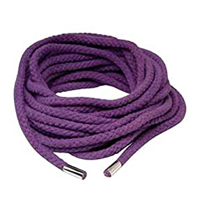 Pipedream Fetish Fantasy Japanese Silk Bondage Rope Purple