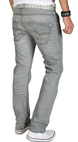 Jeans jean Diesel Krooley 887Q-0887Q Gris