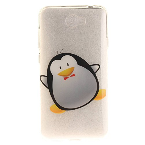 Guran® TPU Silikon Hülle für Apple iPhone 6 6S (4,7 Zoll) Smartphone Gemalt Schutzhülle Cover-Kirschbaum color a57