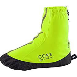 GORE WEAR Road Sur-chaussures Jaune Fluo FR : 42-44 (Taille Fabricant : 42-44)