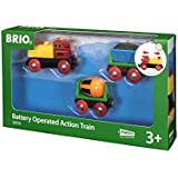 Brio Battery Action Operated Train