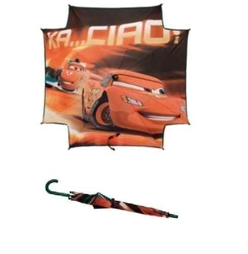Disney Pixar Cars Lightning McQueen Kinder Luxus Regenschirm