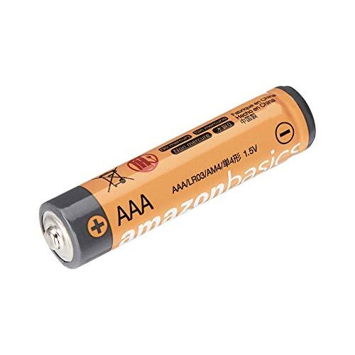 AmazonBasics AAA Performance Alkaline Batteries (20-Pack) - Appearance May Vary Image 3