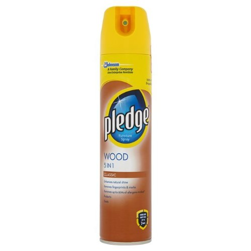 pledge-madera-5-en-1-classic-4-x-250ml