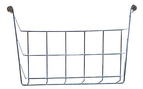 Kerbl 74111 Kaninchenraufe verzinkt, 30 cm