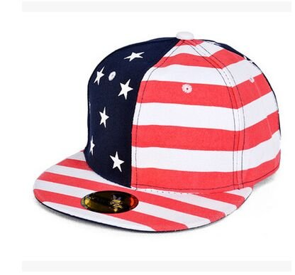 dragonpad-usa-american-flag-snapback-cap-adjustable-united-states-baseball-cap-hat-hip-hop-red