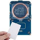 Lector de ID,ID Tarjeta Entrada Control de Acceso Sistema Kit RFID NFC Lector/Escritor paraseguridad Sistema