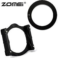 Zomei multifunción Adapteur soporte de FITRE cuadrado 150* 100mm + anillo adaptado a la objetivo para Lee Cokin Z System
