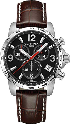 Certina DS Podium Herren-Armbanduhr 41mm Batterie C034.417.16.057.00