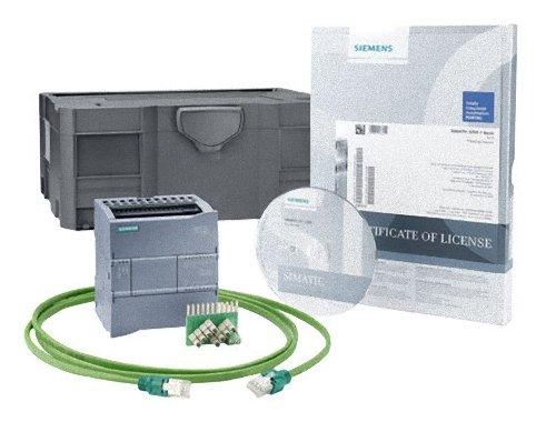 Sps-kit (Siemens 6ES7212-1BD34-4YB0 Simatic S7-1200, Starter-Kit)