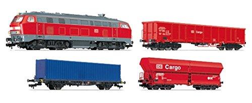 Digitales Startset BR 218 mit Güterzug, DB AG