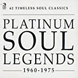 Platinum Soul Legends: 60 Timeless Soul Classics 1957-1975